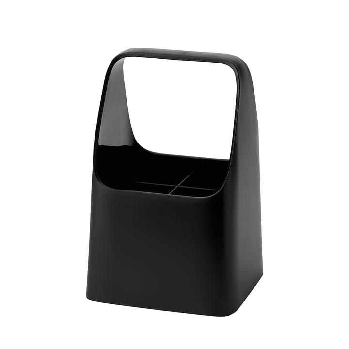 Handy-Box Aufbewahrungsbox von Rig-Tig by Stelton in klein und schwarz