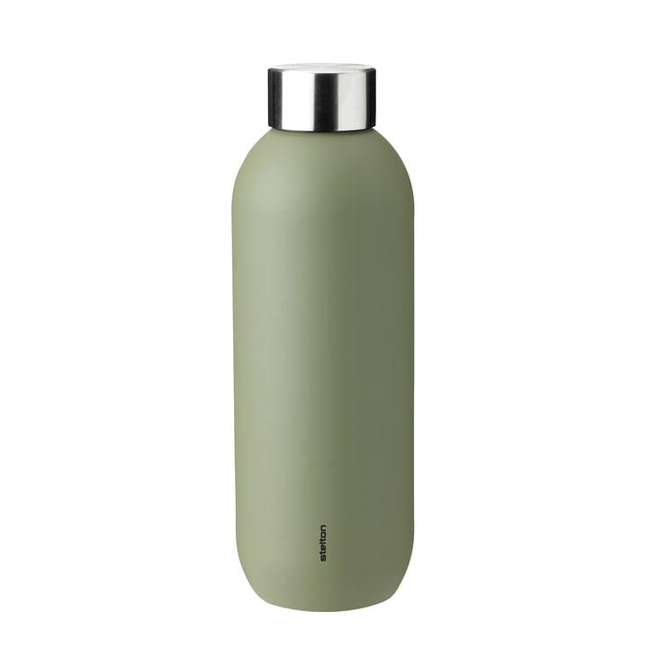 Keep Cool Trinkflasche 0,6 l von Stelton in army
