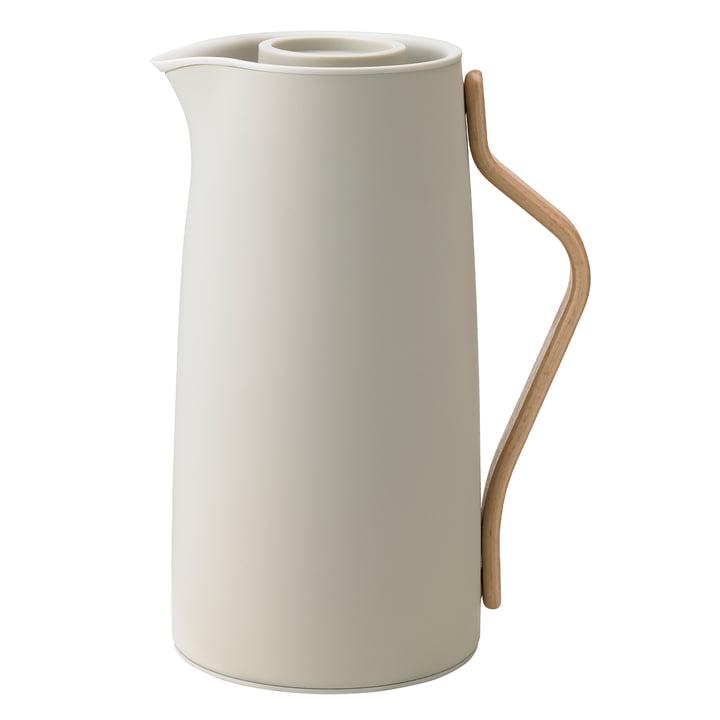 Emma Kaffeeisolierkanne 1,2 l von Stelton in soft sand
