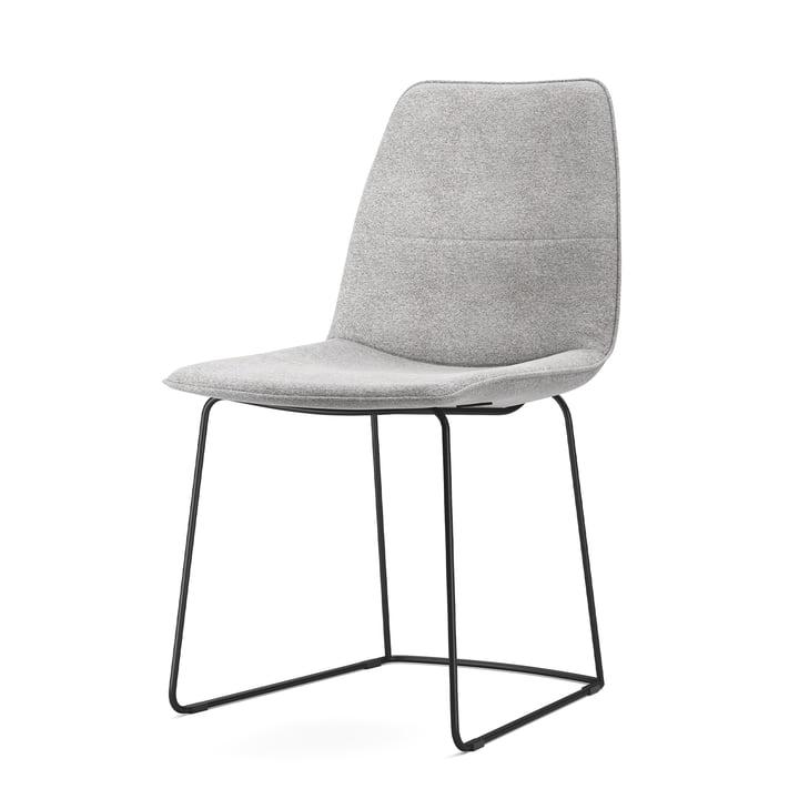 117 Stuhl von freistil in signalgrau (1050)