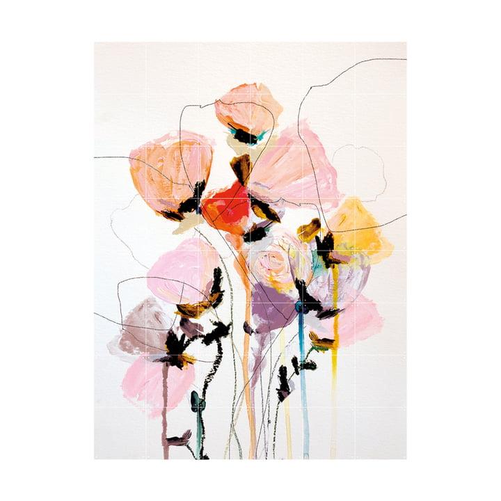 Bloom Series Sundry Wandbild 120 x 160 cm von IXXI