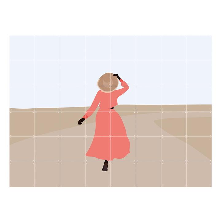 Walk in to Summer Wandbild von IXXI
