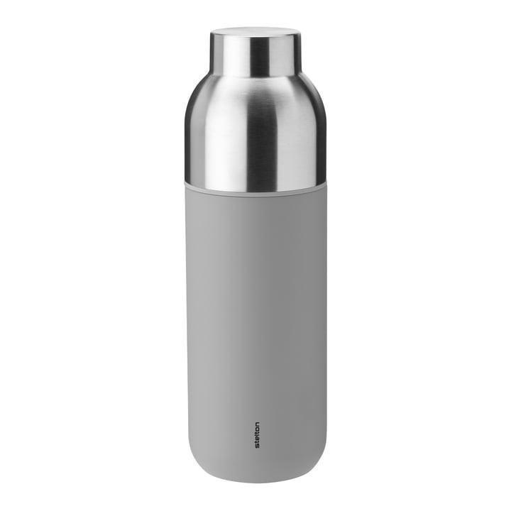 Keep Warm Isolierflasche von Stelton 0.75 l, in light grey