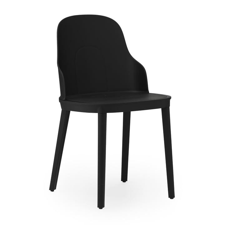 Allez Stuhl von Normann Copenhagen in schwarz