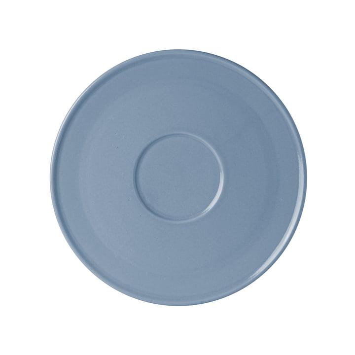 Unison Keramik Teller Ø 22 cm von Schneid in baby blue