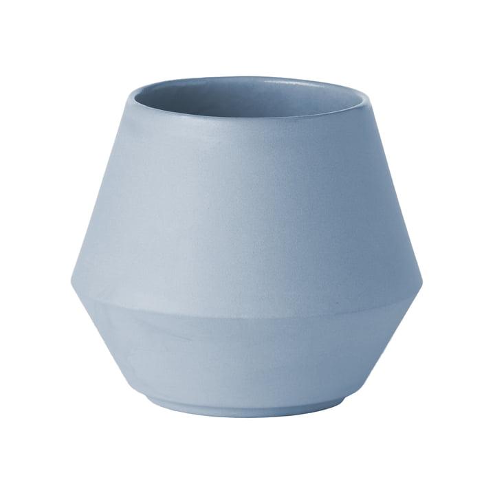 Unison Keramik Schale Ø 12.5 x H 11 cm von Schneid in baby blue