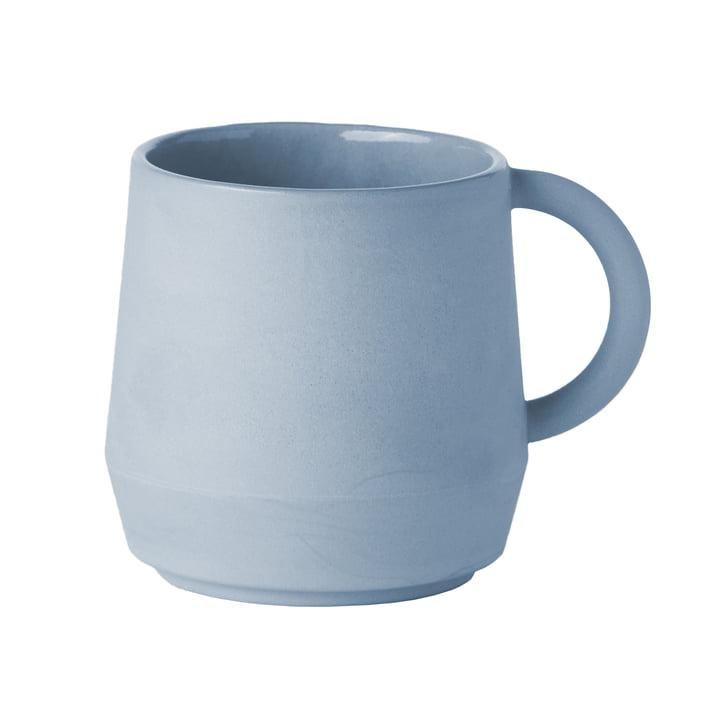 Unison Keramik Tasse von Schneid in baby blue