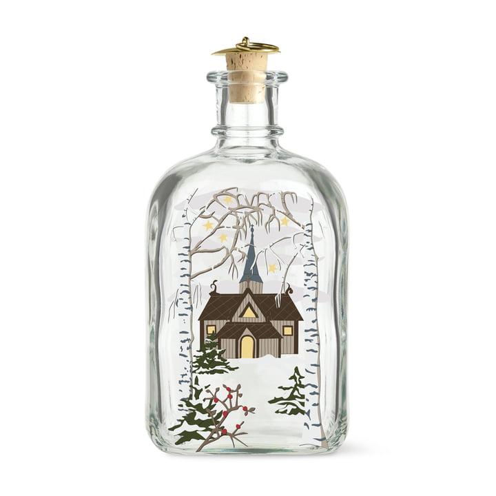 Weihnachtsflasche von Holmegaard