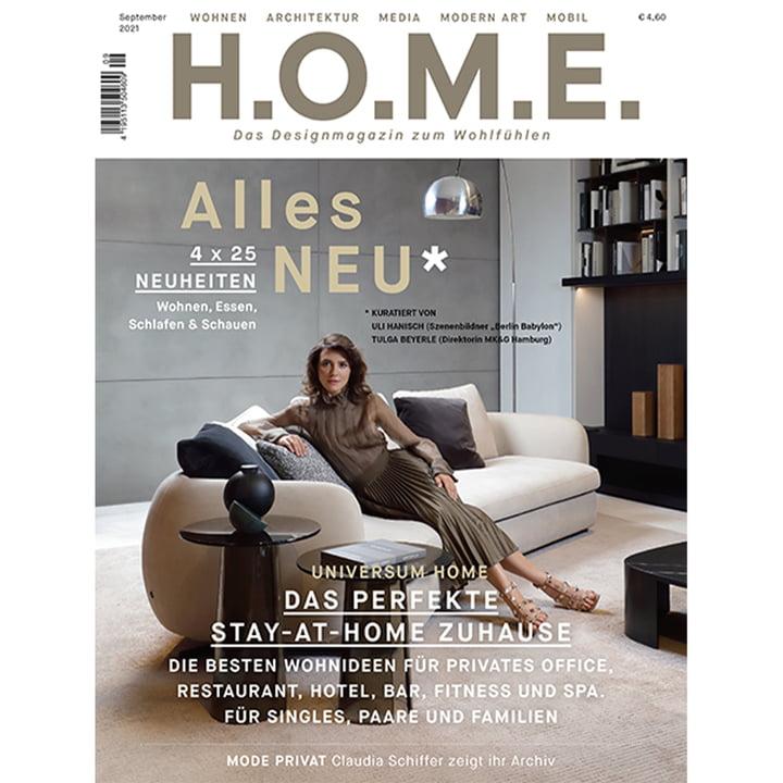 H.O.M.E. Designmagazin - September 2021
