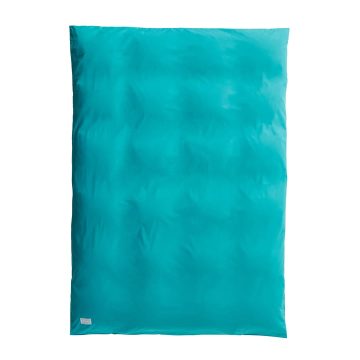 Pure Deckenbezug Poplin von Magniberg in aqua green
