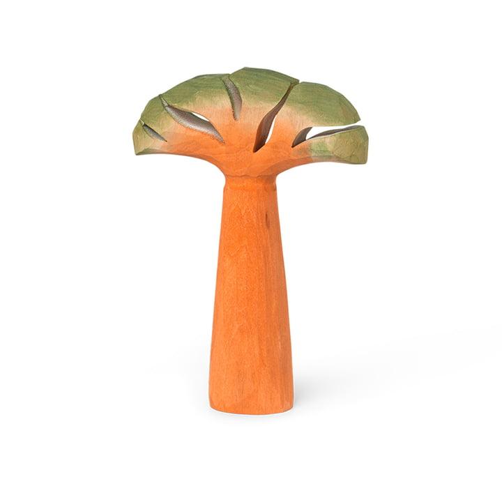 Handgeschnitzte Safari Holzfiguren von ferm Living in der Ausführung Baobab