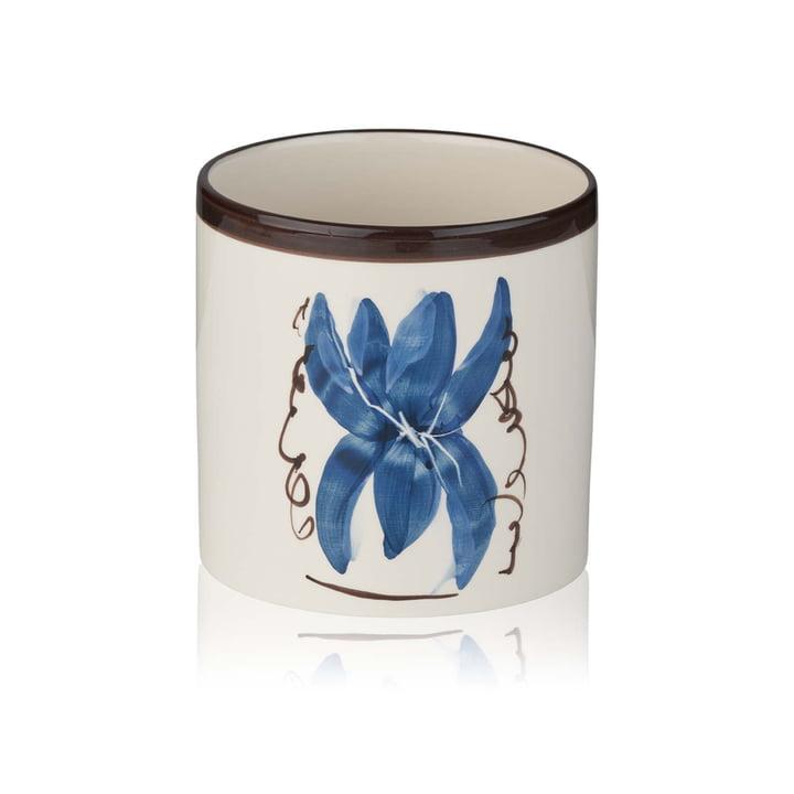 Keramik Behälter, H 8 cm von Humdakin
