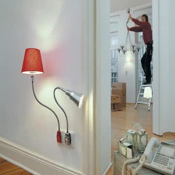 Glühwürmchen DeLuxe von Stiletto mit Alu-Kegelreflektor
