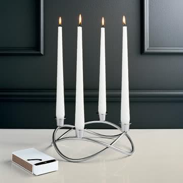 Moderner Design-Kerzenständer Season