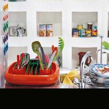 Abtropfgestell Dish Doctor von Magis beim Abwasch