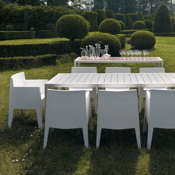 Toy Armlehnstuhl von Driade für den Garten
