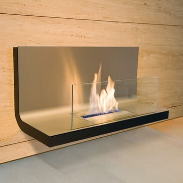Ethanolkamin Wall Flame von Radius Design