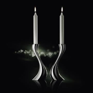 Georg Jensen - Cobra Kerzenleuchter