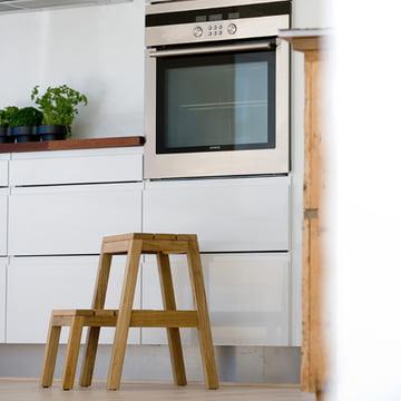 Dania Trittleiter von Skagerak für die Küche