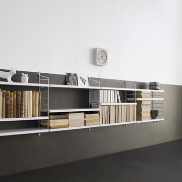 marmor kuche mit beton wand minimalistisch design, minimalismus: wohnen für puristen | connox magazine, Design ideen
