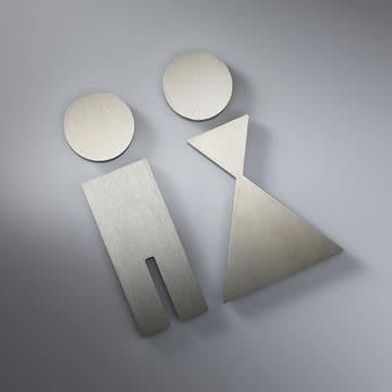 Phos WC-Piktogramm