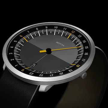 Botta Design Uno 24 - schwarz