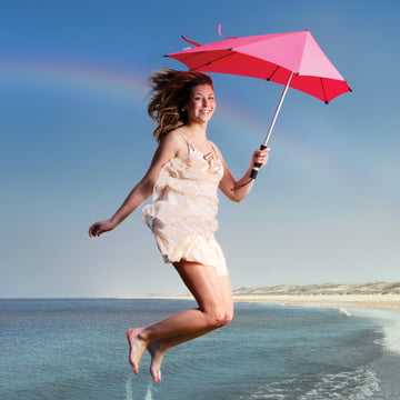 Regenschirm Original von Senz
