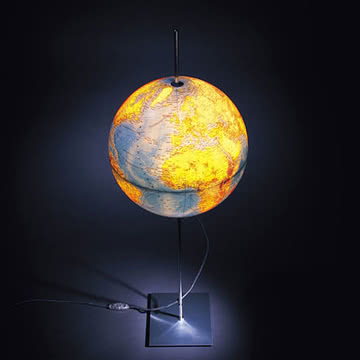 Absolut Lighting - Globus Erde