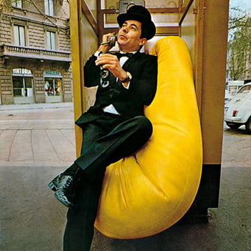 Zanotta - Sacco Sitzsack, ein italienische Möbel Klassiker