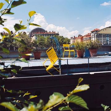 Fermob Luxembourg Tiefer Sessel zum Entspannen