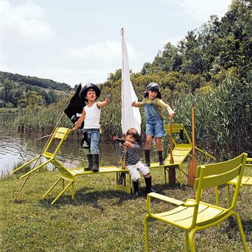 Luxembourg Sessel mit Fun-Faktor