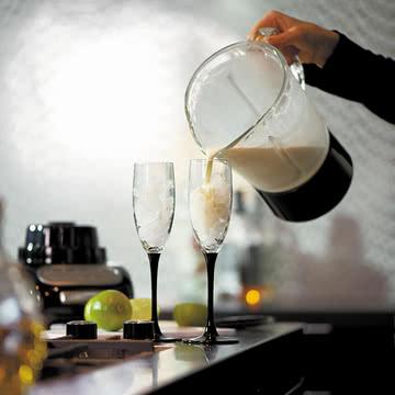 Kitchen Aid - Artisan Standmixer mit Glasbehälter, schwarz