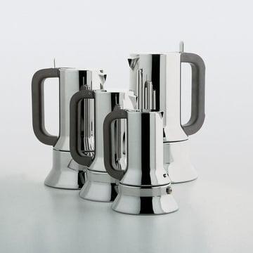 Alessi - Espressomaschine 9090, verschiedene Größen