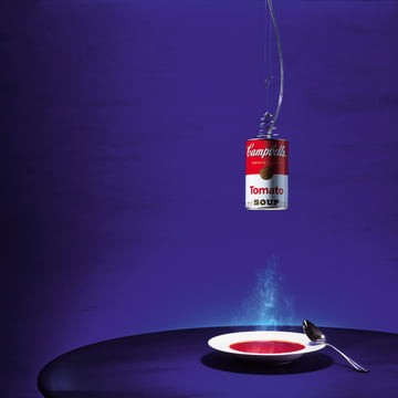 Ingo Maurer - Canned Light Pendelleuchte