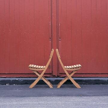 Schön anzusehen: der Vendia Stuhl