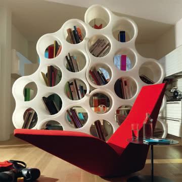 Cappellini - Cloud Regalsystem - bird ambiente