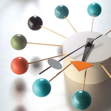 Ball Clock von Vitra im Detail