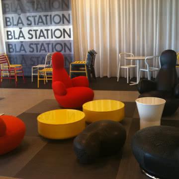 Bla Station - Oppo Sessel