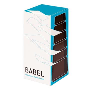 siebensachen - Babel Zettelturm