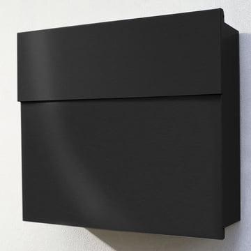 Radius Design - Briefkasten Letterman IV, schwarz - Ambiente