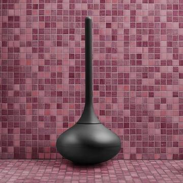 Normann Copenhagen - Ballo Toilettenbürste - Ambiente, schwarz