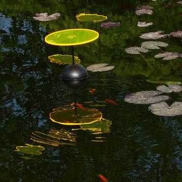 Cazador del sol - Uno Sonnenfänger, gelb