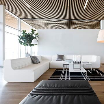 Softline - Loft Modulsofa Indoor