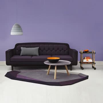 Normann Copenhagen - Gem und Onkel -Ambiente, Wohnzimmer, lila
