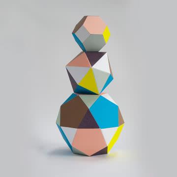 Artecnica - Themis Trio Mobile - gestapelt