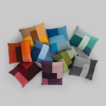 Normann Copenhagen - Brick Kissen, Farben