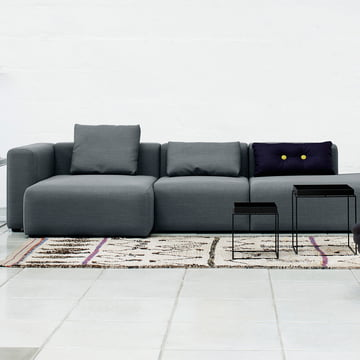 mags sofa 3 sitzer von hay connox. Black Bedroom Furniture Sets. Home Design Ideas