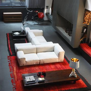 Kartell - Plastics Sofa