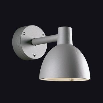 Toldbod 155 Wandleuchte von Louis Poulsen aus Aluminium