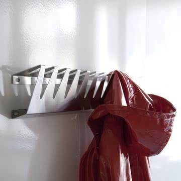 schindlersalmerón - Kleiderleiste K/02, 60cm - mit Regenjacke